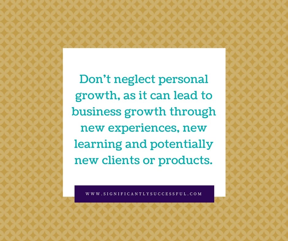 Growth Negligence: Losing Yourself in Your Business