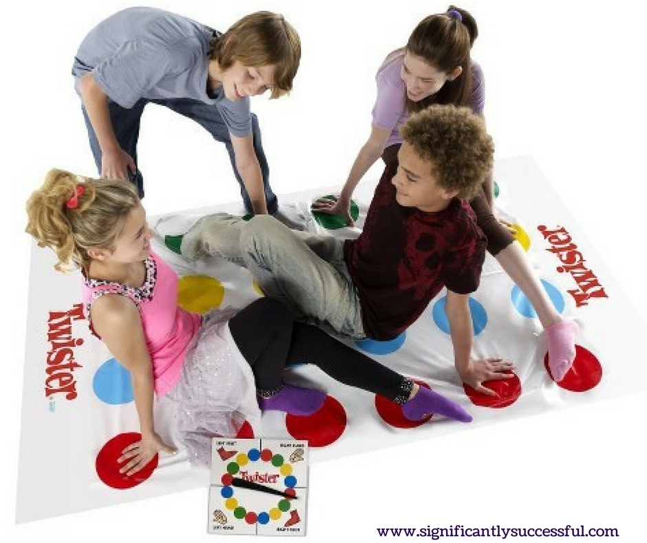 How to Win at Twister (for Business Owners)