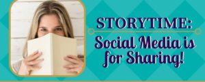 Social Media is for Sharing